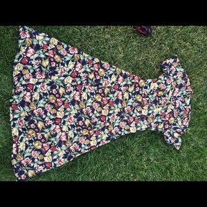 💋PRICEDROP very nice AnnTaylor vintage boho dress